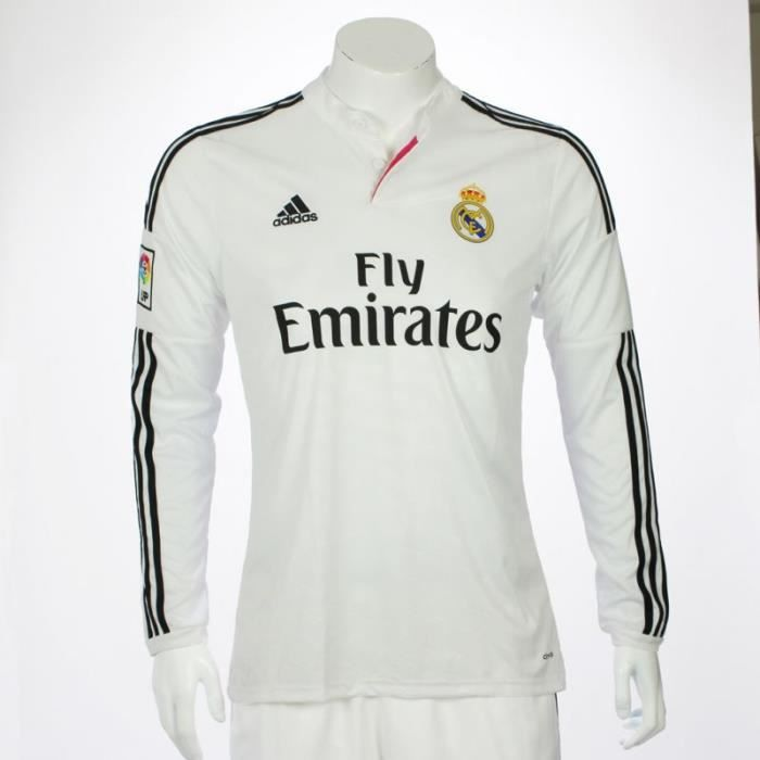 Maillot Domicile ML Real Madrid …