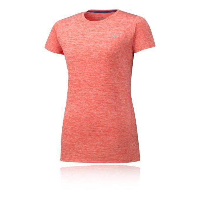 Mizuno Femmes Impulse Core T-Shirt De Sport