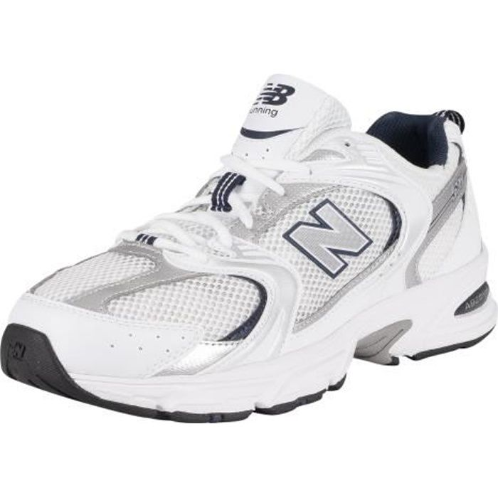New Balance 530 Baskets, blanc, Homme