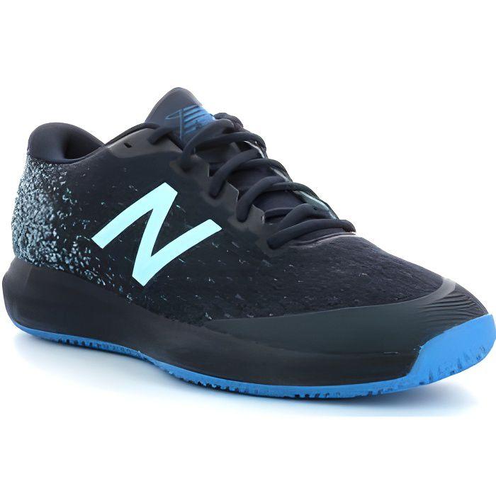 Chaussures NEW BALANCE Homme Clay Court FuelCell 996 Noir / Bleu PE 2020