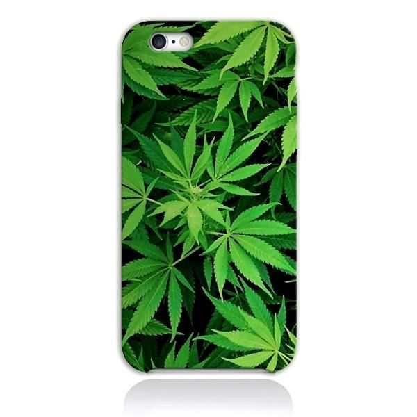 coque iphone 6 weed