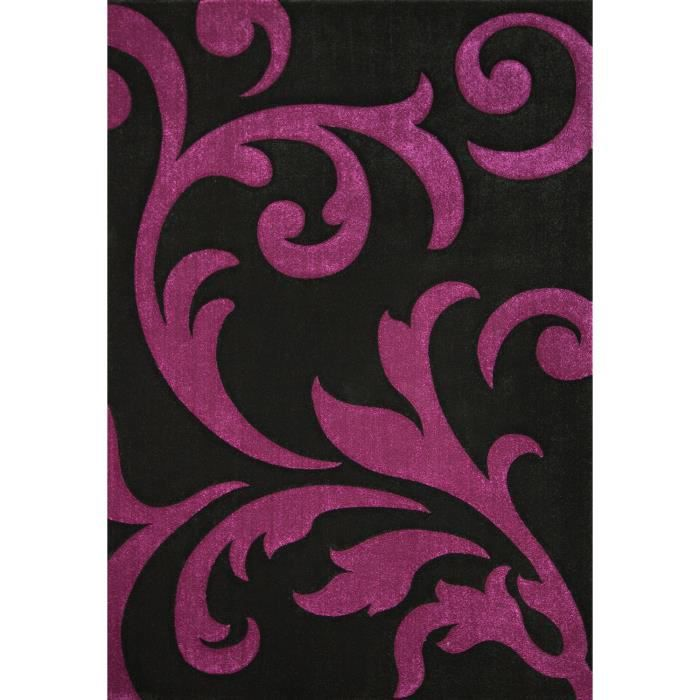 tapis violet pas cher maison design. Black Bedroom Furniture Sets. Home Design Ideas