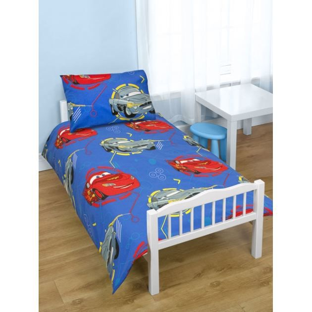 disney cars parure de lit housse de couette achat. Black Bedroom Furniture Sets. Home Design Ideas