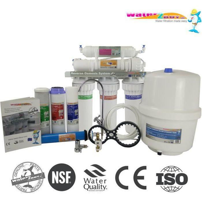 Osmoseur Osmose Inverse Water2buy RO500 Water2buy