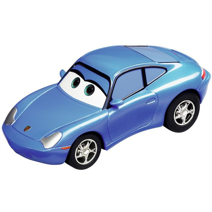 voiture disney cars sally achat vente v hicule circuit cdiscount. Black Bedroom Furniture Sets. Home Design Ideas
