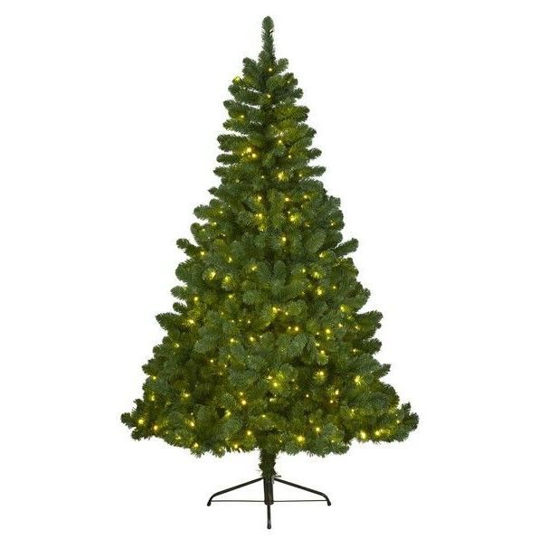 sapin artificiel lumineux imperial led blanc chaud achat vente sapin arbre de no l cdiscount. Black Bedroom Furniture Sets. Home Design Ideas