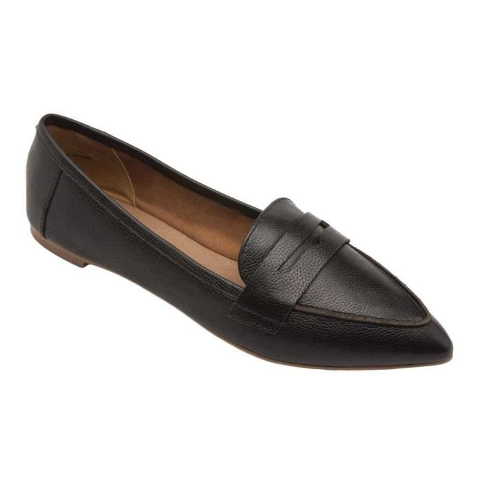 Margo Flats - Pointy Toe Penny Mocassins Y48RI Taille-39 pHi6qrrzd