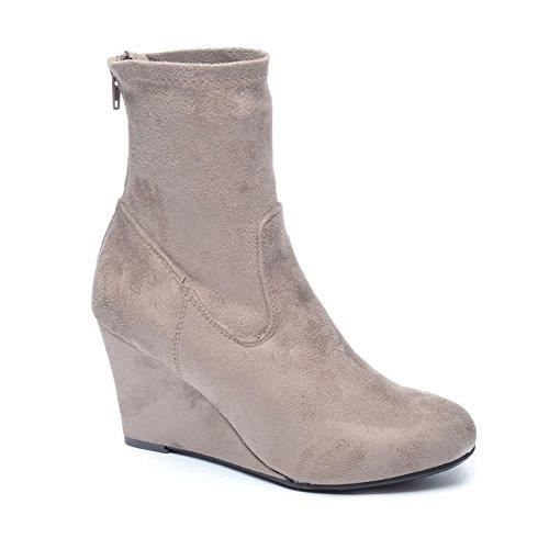 Upscale Wedge Boot ZZX3G Taille-40 AuqexiM0