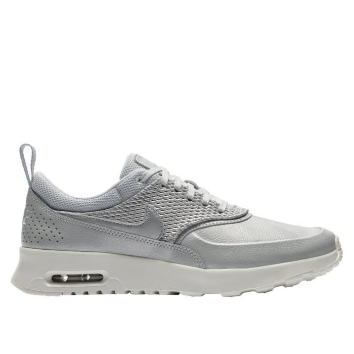 newest 06514 5de79 BASKET Chaussures Nike Wmns Air Max Thea Premium Leather