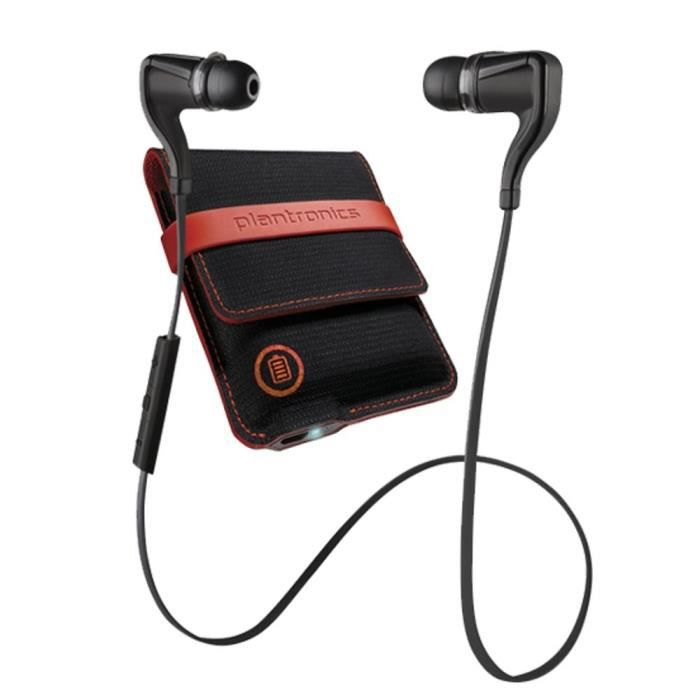 Kit piéton Plantronics Casque bluetooth Back Beat Go 2
