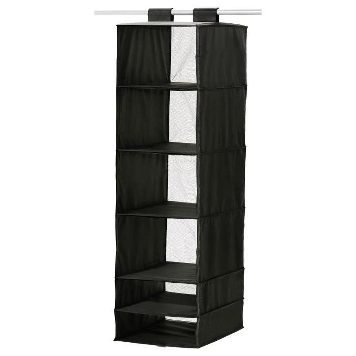 Meuble En Colonne Ikea organiseurs vêtements rangement colonne suspendu à 6