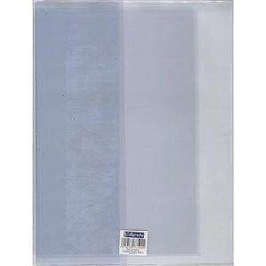 Protège cahier - Livre lot de 10 protège cahier 24x32 transparent inco…