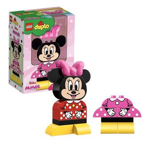 ASSEMBLAGE CONSTRUCTION LEGO DUPLO Disney - Ma première Minnie à construir