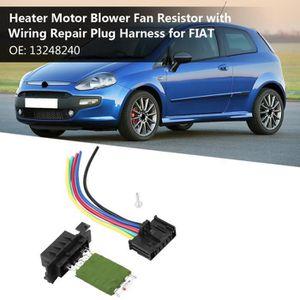 Nouveau Chauffage Ventilateur Blower Motor /& Câblage Harnais /& Résistance Vauxhall Corsa D 2006 />/>