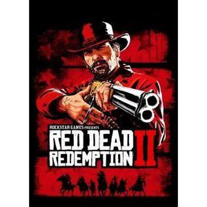 JEU PC À TÉLÉCHARGER Red Dead Redemption 2 PC En Téléchargement