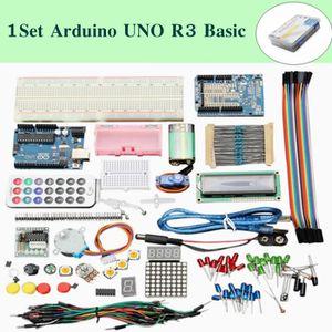 PIÈCE DÉTACHÉE DRONE GEEKCREIT pour Arduino UNO R3 Basic Kit d'apprenti