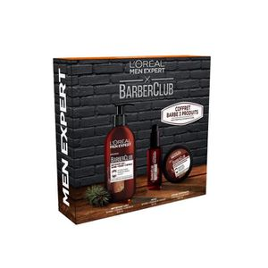 KIT RASAGE L'ORÉAL PARIS Men Expert Coffret Barber Club - Hom