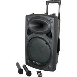 ENCEINTE ET RETOUR Enceinte de sonorisation IBIZ PORT12VHF