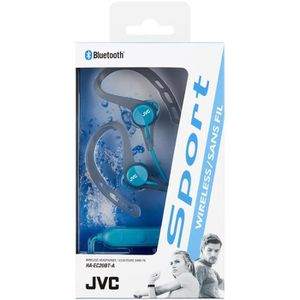 CASQUE AVEC MICROPHONE JVC HA-EC20BT, Sans fil, écouteur, Binaural, Intra