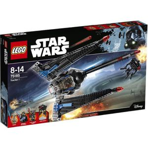 ASSEMBLAGE CONSTRUCTION LEGO® Star Wars 75185 Tracker I