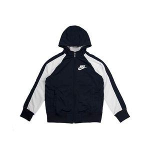 SWEATSHIRT Sweat Nike HBR Tricot Full-Zip Junior - 698218-451
