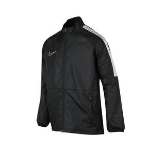 TENUE DE FOOTBALL Veste Nike Repel Academy All Weather Fan Noir Juni
