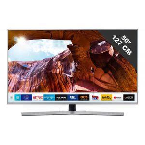 Téléviseur LED TV LED de 46 à 52 pouces SAMSUNG - UE 50 RU 7475 •