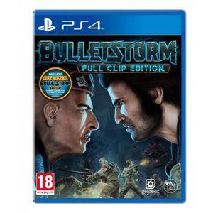 JEU PS4 JEU PS4 BULLETSTORM FULL CLIP EDITION