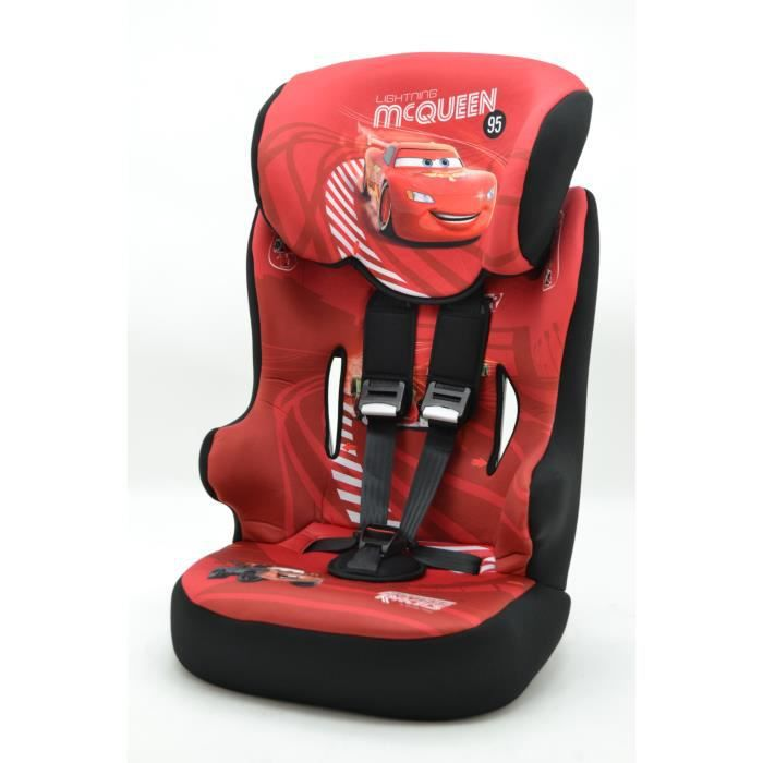 Cars rehausseur racer sp first gr 1 2 3 rouge achat for Rehausseur 13kg
