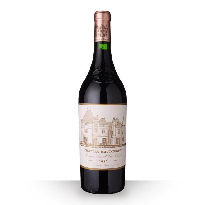 Château Haut-Brion 2015 AOC Pessac-Léognan - 75cl - Vin Rouge