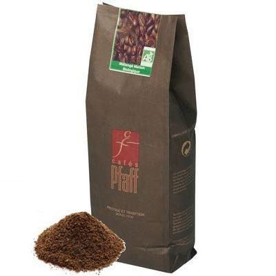 Cafe moulu 1kg bio 100% arabica