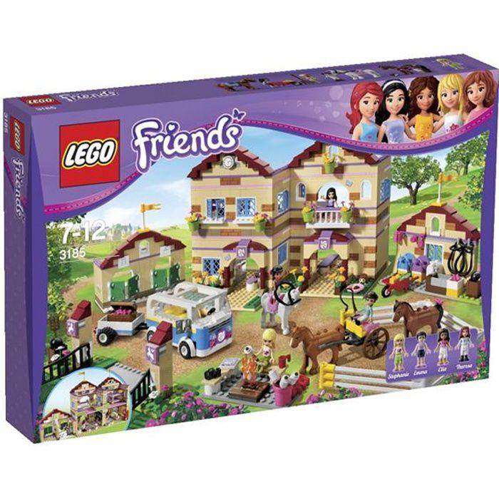 Lego Friends Le Camp d'Equitation