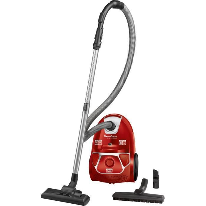 Aspirateur MOULINEX MO3953PA Compact power par
