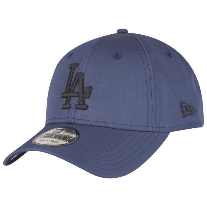New Era 9Forty Ripstop Cap - MLB Los Angeles Dodgers navy