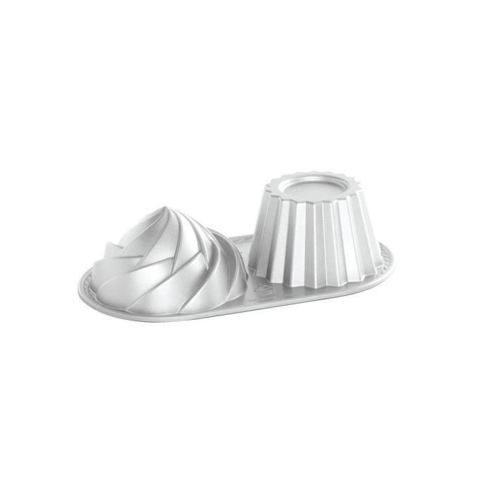 NordicWare 82524 Cute Cupcake Moule à Pâtisserie