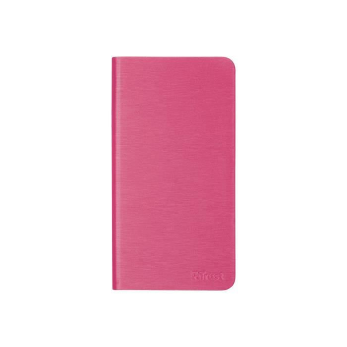 Urban Revolt Aeroo Ultrathin Cover Stand Protection à rabat pour téléphone portable rose pour Apple iPhone 6