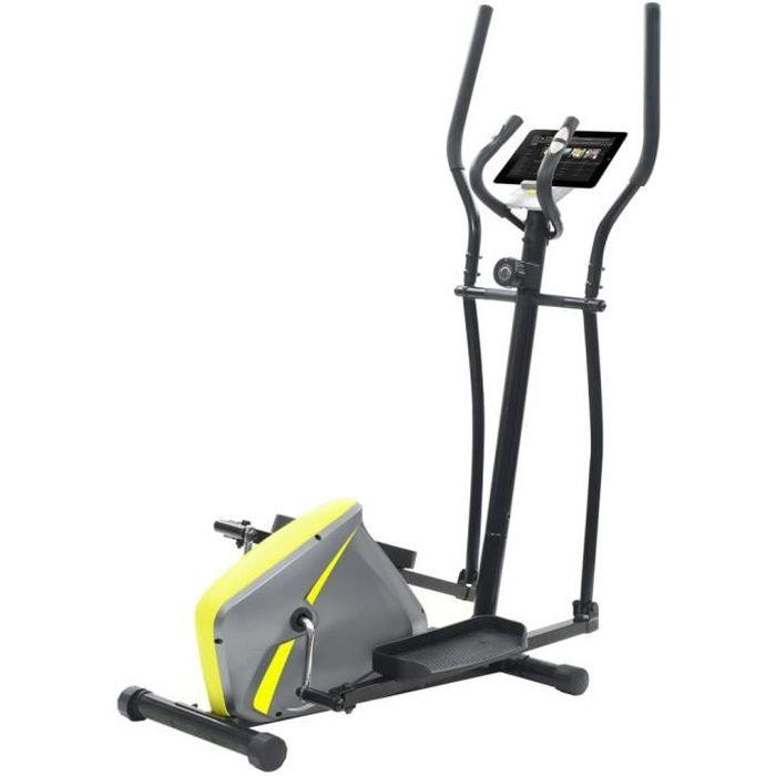 WIPES Vélo elliptique magnétique avec mesure du pouls #1