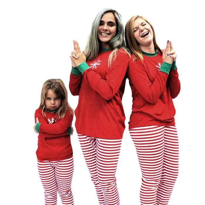 Xmas Sleepwear Hm5332 Nightwear Women Set Noël Christmas Adult Pajamas Men qaOwtn4Z