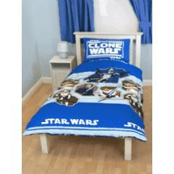 star wars parure de couette 1 per lit 140 cm achat vente parure de couette cdiscount. Black Bedroom Furniture Sets. Home Design Ideas