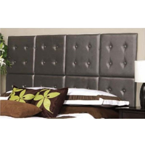 tete de lit cuir mobilier sur enperdresonlapin. Black Bedroom Furniture Sets. Home Design Ideas