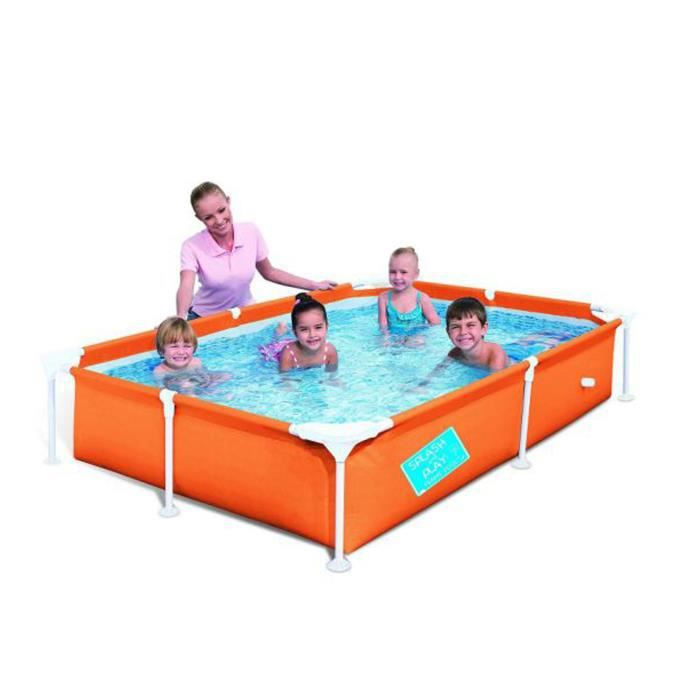 piscine enfant my first frame pool sans pompe filtrante. Black Bedroom Furniture Sets. Home Design Ideas
