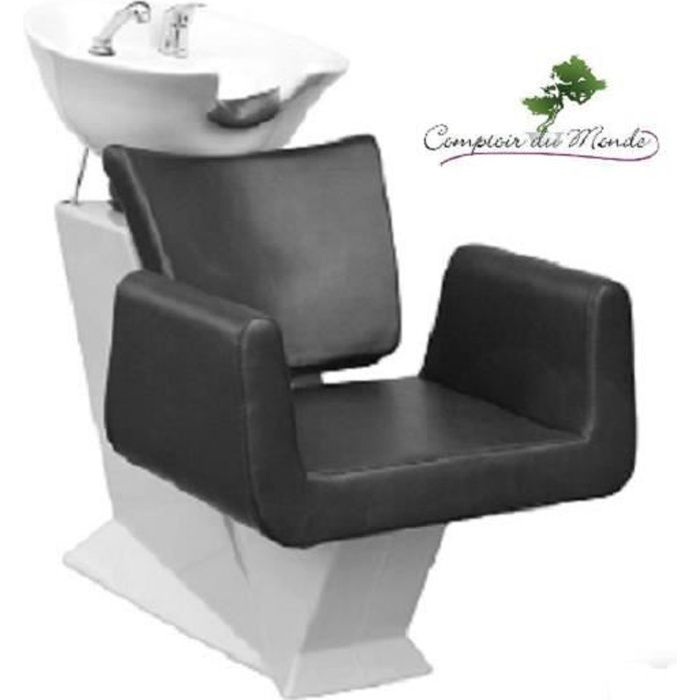 fauteuil bac shampooing salon de coiffure pro cyrene. Black Bedroom Furniture Sets. Home Design Ideas
