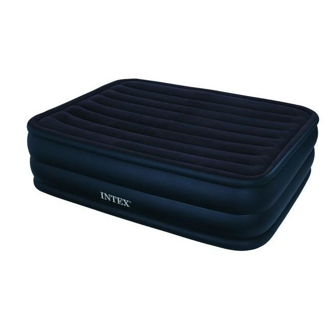 intex matelas d 39 appoint raised downy achat vente lit. Black Bedroom Furniture Sets. Home Design Ideas