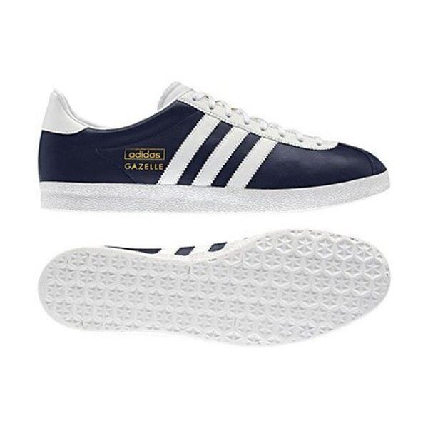ADIDAS GAZELLE OG Bleu BLEU - Cdiscount Chaussures