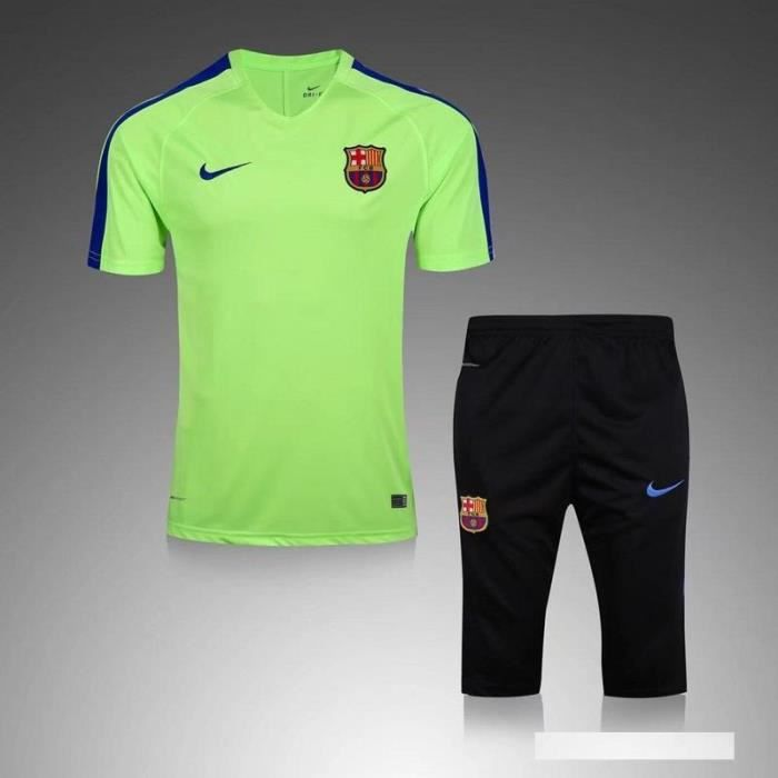 training surv tement de football homme fc barcelone 2017 2018 maillot de foot barca 2017 2018. Black Bedroom Furniture Sets. Home Design Ideas