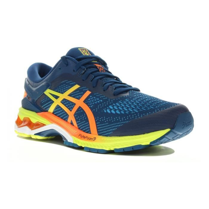 chaussures courses hommes asics