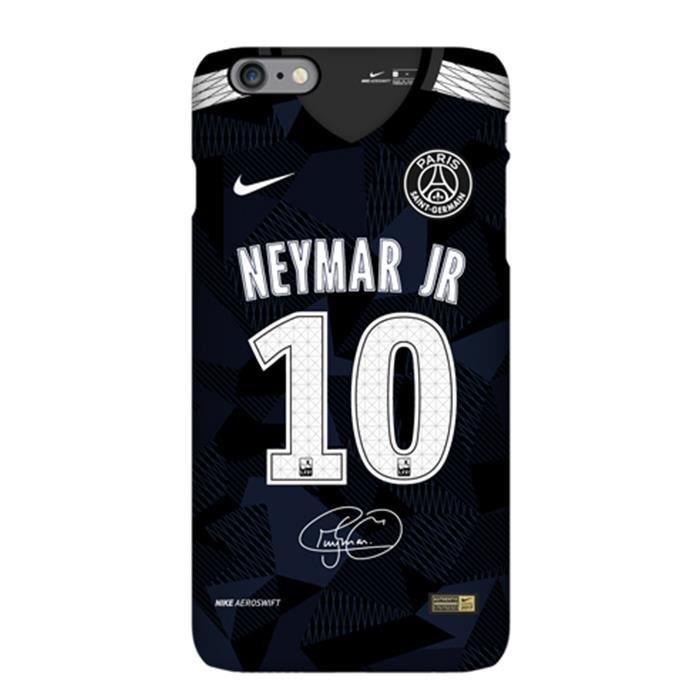 PSG Coque Apple iPhone 7 Plus 7s Plus Neymar Coque - Thitd Kit ...