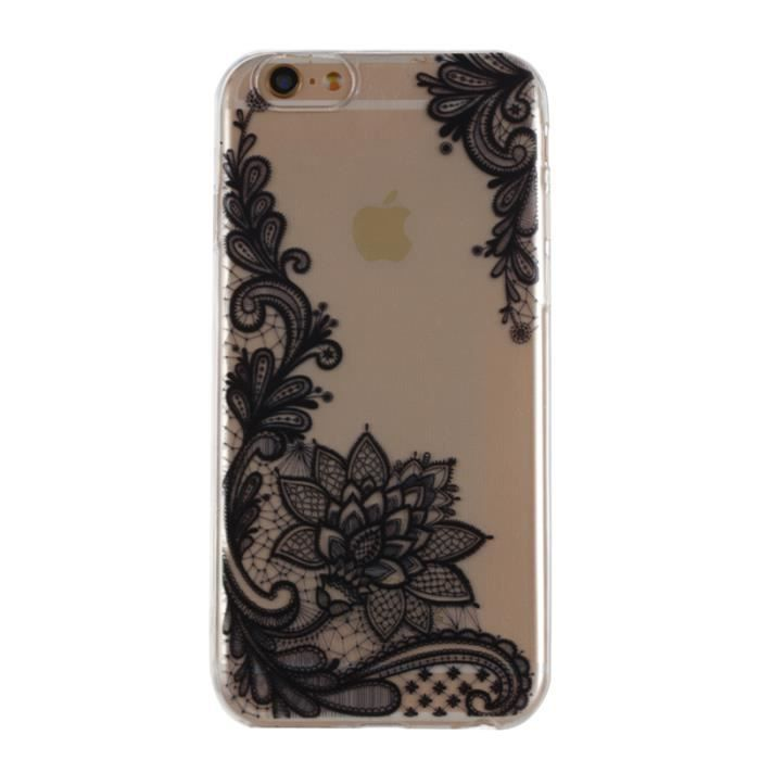 coque iphone xr dentelle