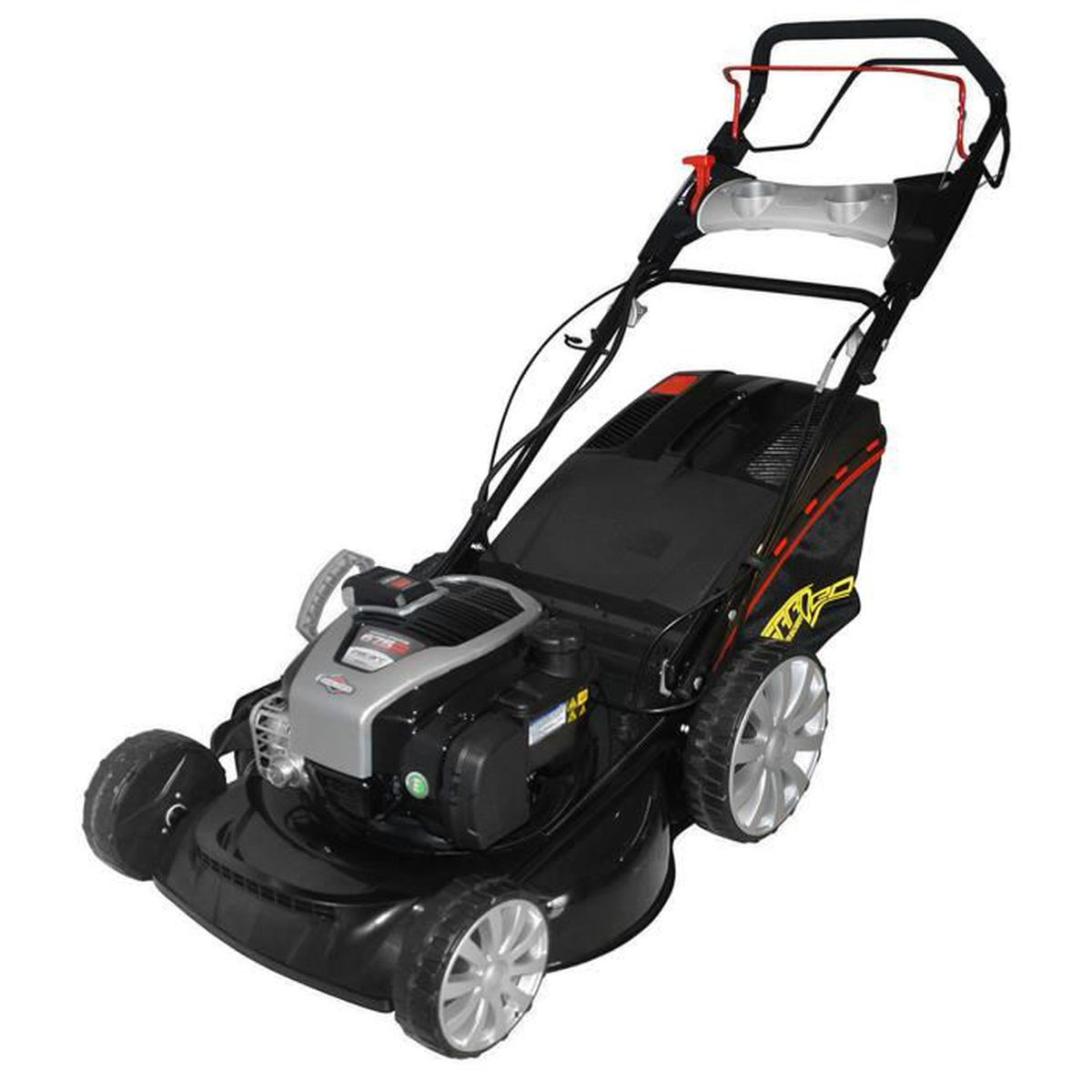 tondeuse gazon thermique 163cc briggs stratton demarrage electrique achat vente tondeuse. Black Bedroom Furniture Sets. Home Design Ideas