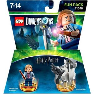 FIGURINE DE JEU Figurine LEGO Dimensions - Harry Potter Pack Héros